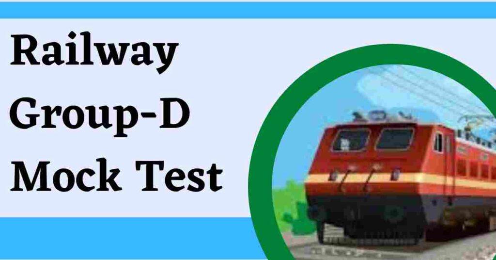 Railway Group D Mock Test